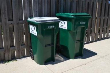 Refuse and Recycling Carts