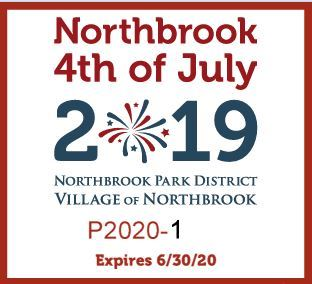 2019 4th of July Vehicle Sticker