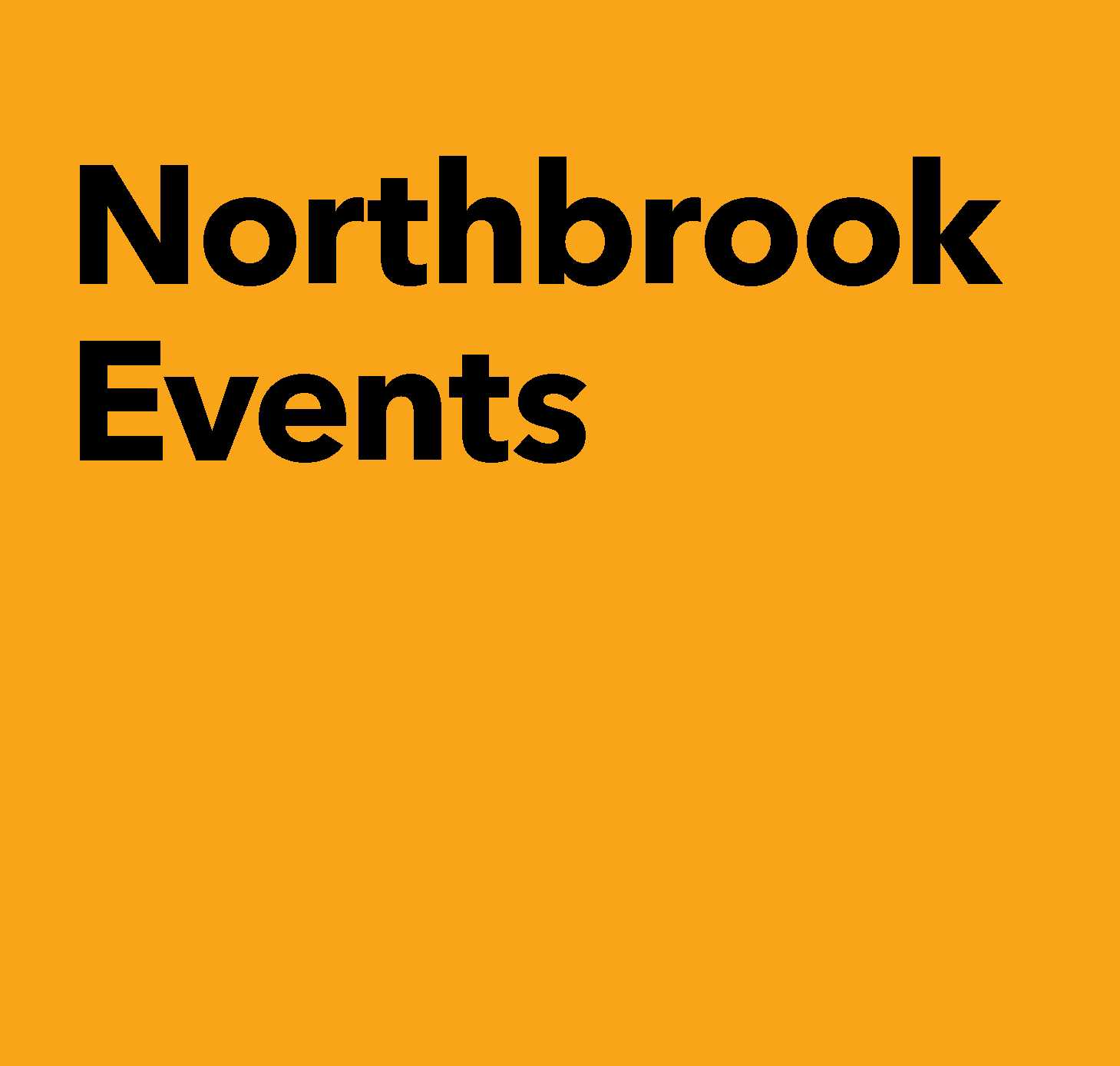 Northbrook Events
