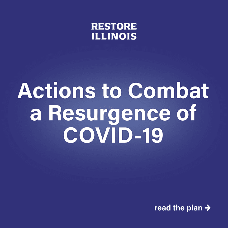 Restore Illinois Update